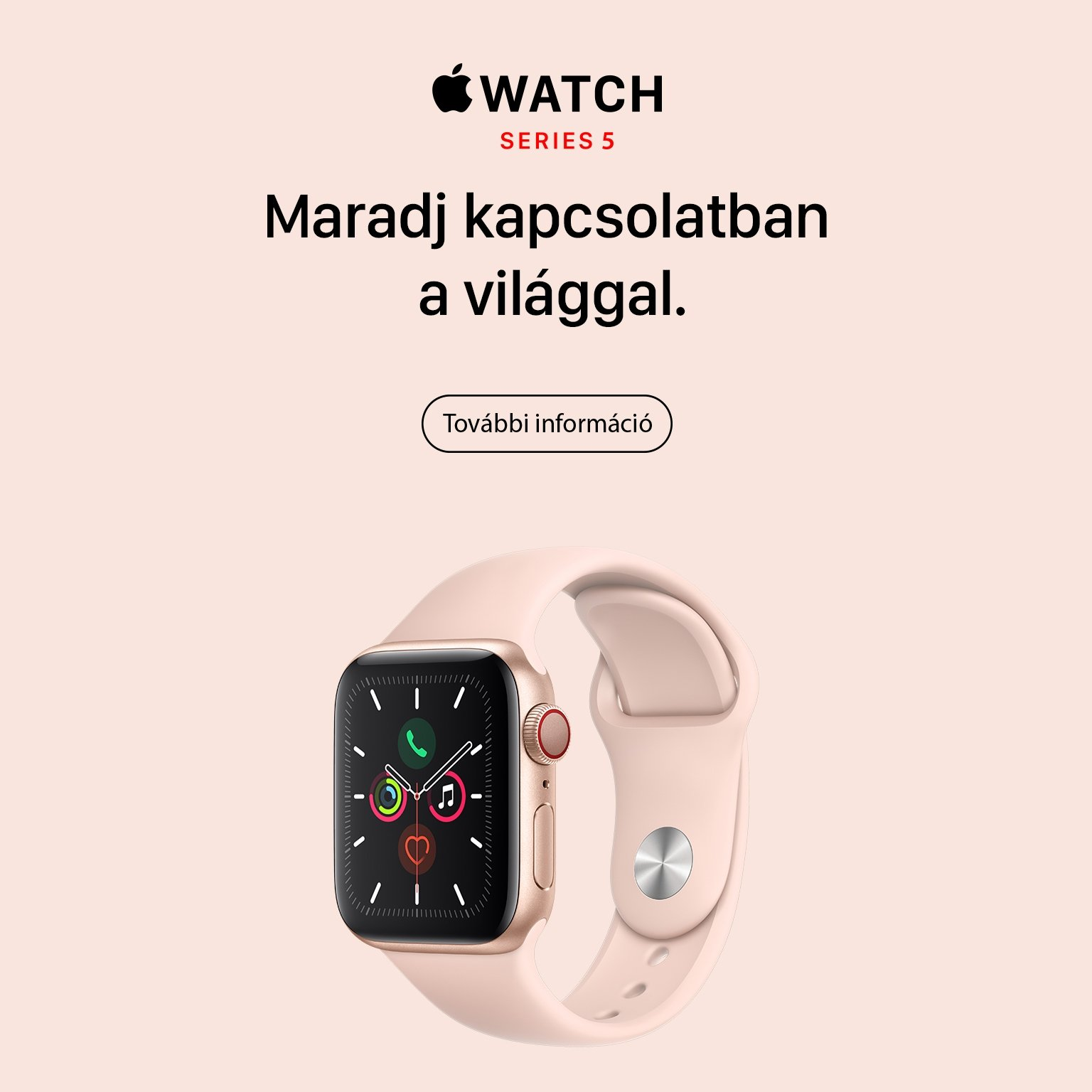 Apple Watch Series 5 (GPS + Cellular)