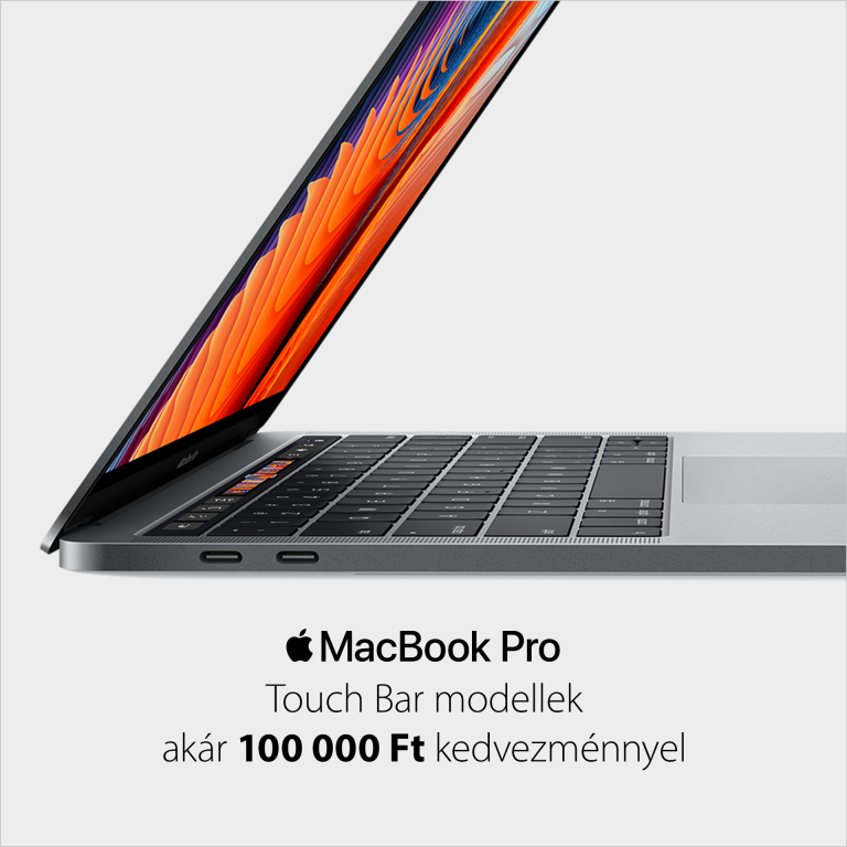 MacBookPro Touch Bar