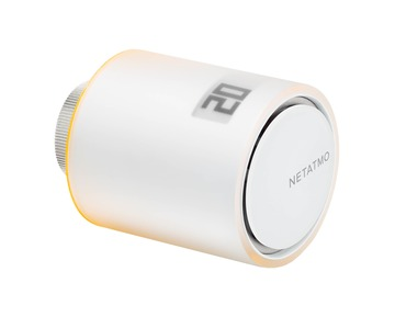 Netatmo Smart Radiator Valves
