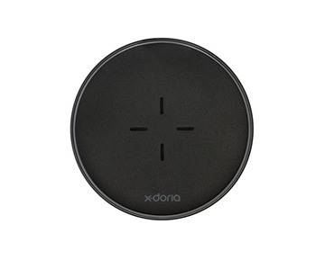 X-Doria Pebble Qi Wireless Charger Black