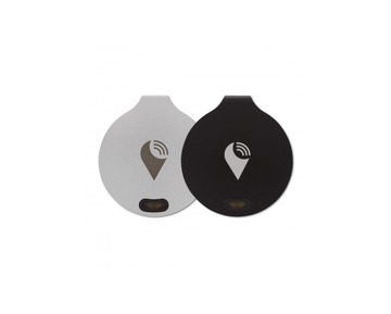 TrackR pixel 2-pack Black/Silver