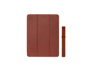 "Decoded Leather Slim Cover - iPad Pro 12.9"" -- brown"
